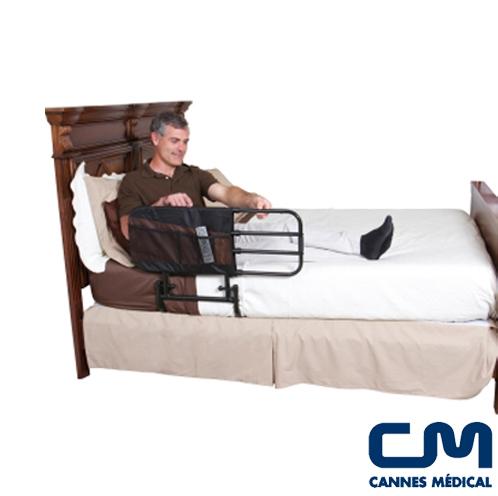 barri re de lit escamotable par identit s cannes m dical sant. Black Bedroom Furniture Sets. Home Design Ideas