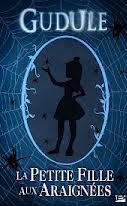 La petite fille aux araignées - couverture