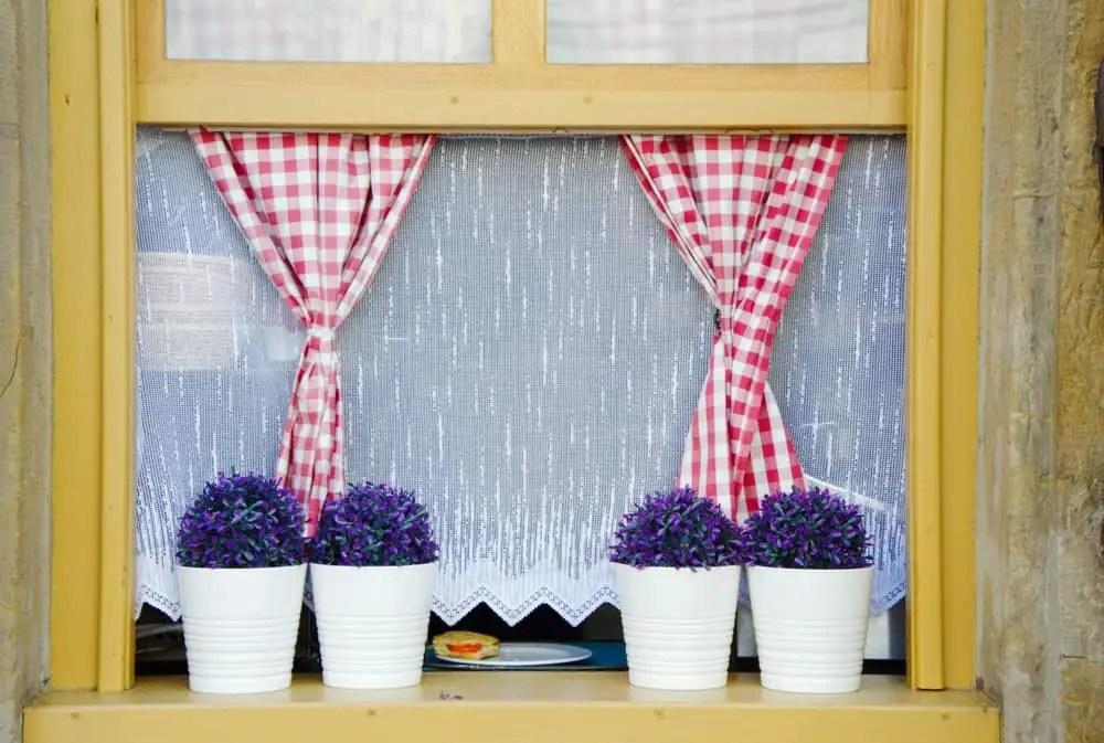 31 modern kitchen curtain ideas