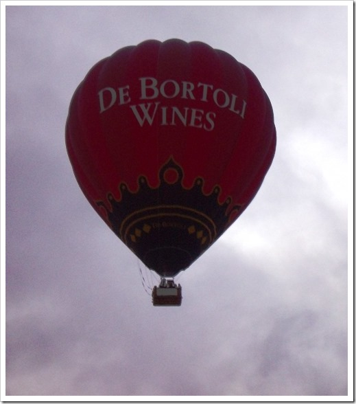 De Bortoli Hot Air Balloon