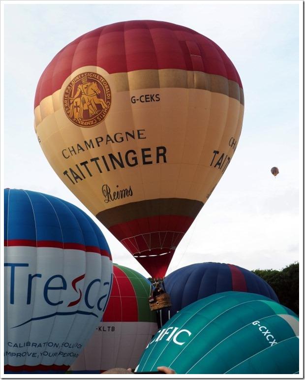 Champagne Taittinger - G-CEKS
