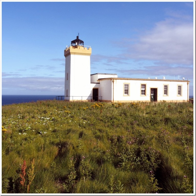 Duncansby Head Lighthouse #1
