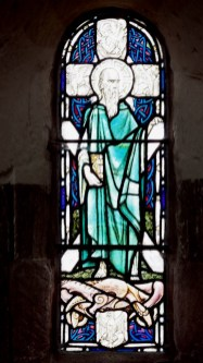 St Andrew Stained Glass Window