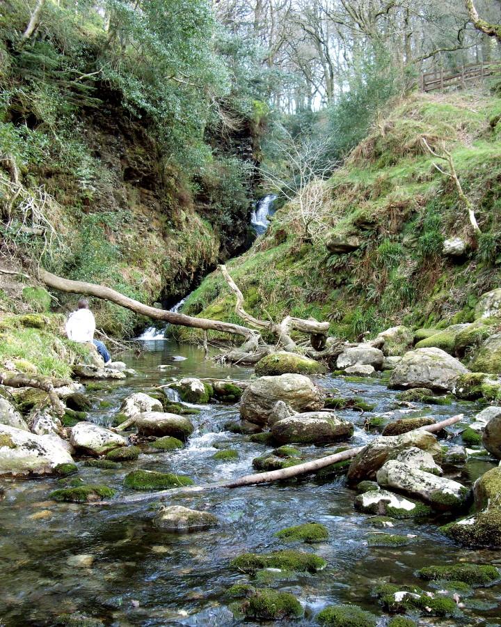 Glendalough - Poulanass River