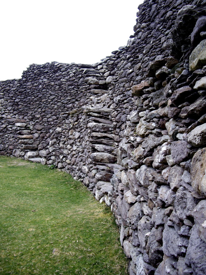 Staigue Fort Walls