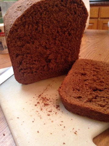 pumpernickel sliced
