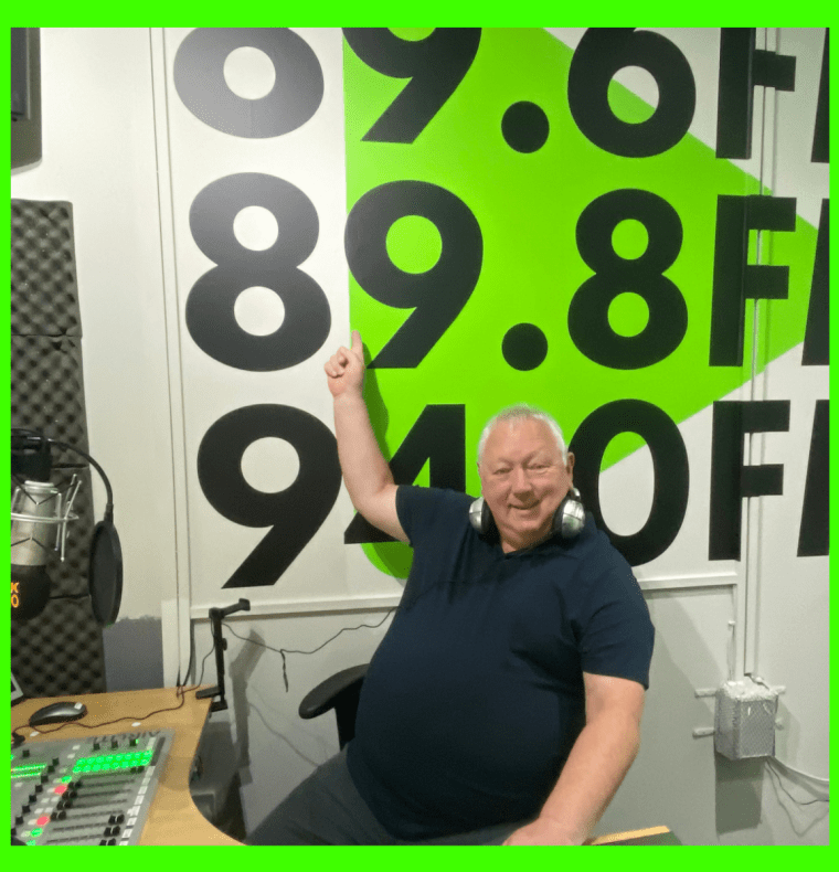 Jos Graham - Cannock Chase Radio