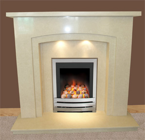 Wide Selection of Marble Fireplaces  Mantels