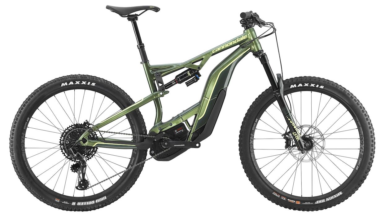 Moterra LT 1 CANNONDALE Bicycles