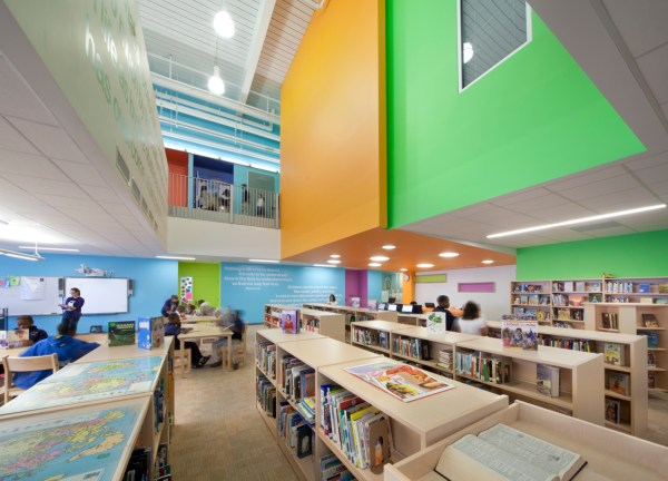Booker T. Washington Stem Academy Cannondesign