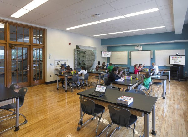 Niagara Falls City School District Cannondesign