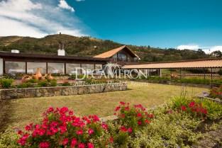 Hotel Decameron Camino Real en la Laguna de Tota