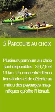 Groupes Canoe