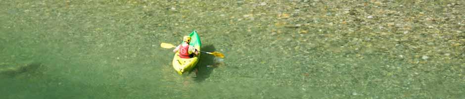 canoe kayak cevennes