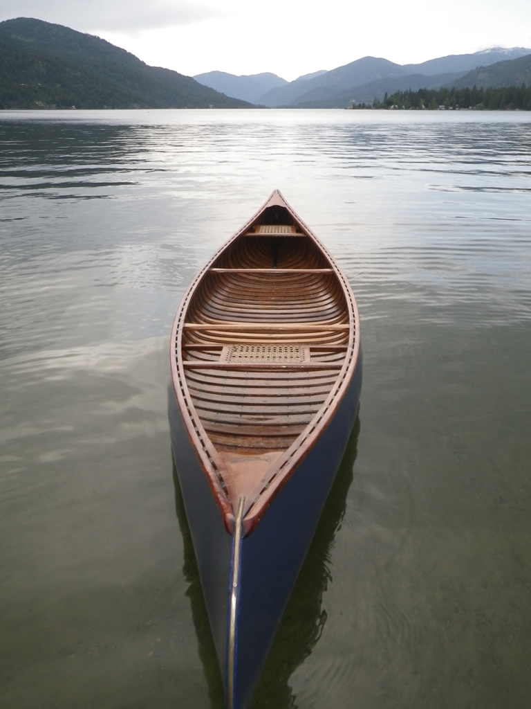 Greenwood Canoe  16  Kettle River Canoes