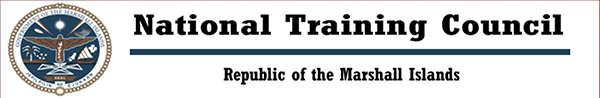 National Training Council - Republic of the Marshall Islands
