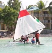 Peace Boat 3 canoe sails 042216 TT