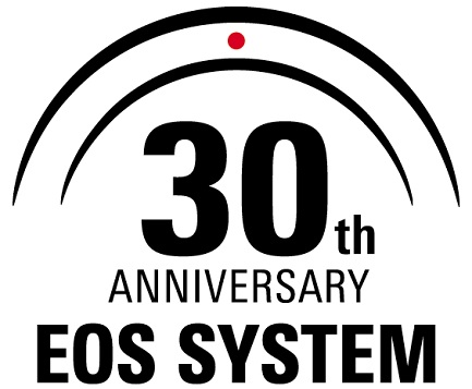 Canon celebrates 30th anniversary of the EOS System