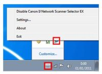 Canon IJ Network Scanner Selector EX