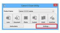 Canon IJ Scan Utility For Windows