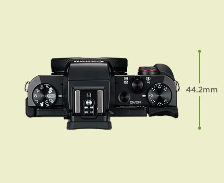 PowerShot G5 X view 2