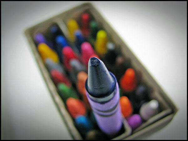 Sue90ca's Crayons