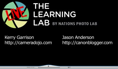 The Live Learning Lab