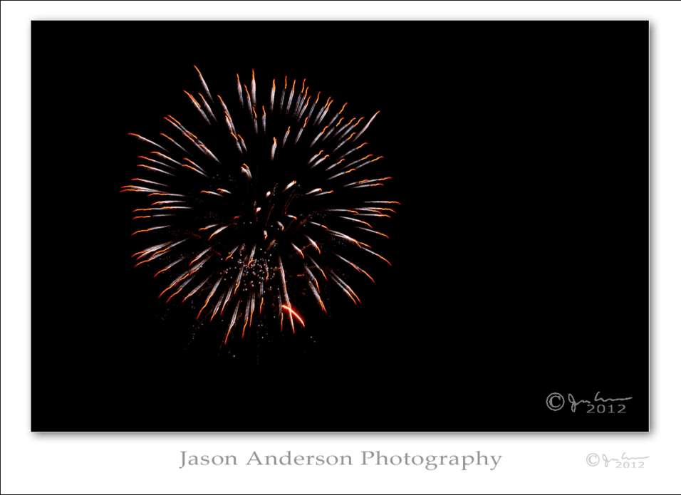 Wordless Wednesday #20 Fireworks