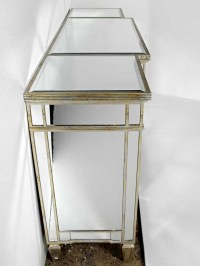 Art Deco Mirrored Sideboard Credenza Chest Drawers