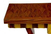 Funky Art Deco Inlay Hall Table Console Tables Dressing ...