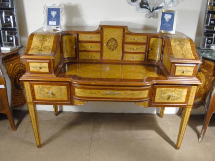 Regency engelsk Carlton House Desk
