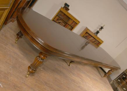 14 Seat engelsk Victorian Dining Table