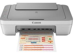 Canon PIXMA MG2460 Printer Driver