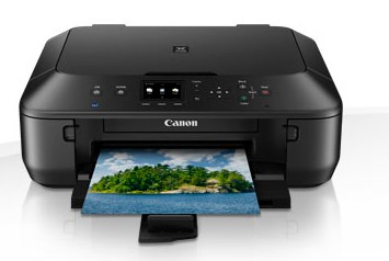 canon pixma mg5550 software