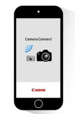 Canon Camera Connect App