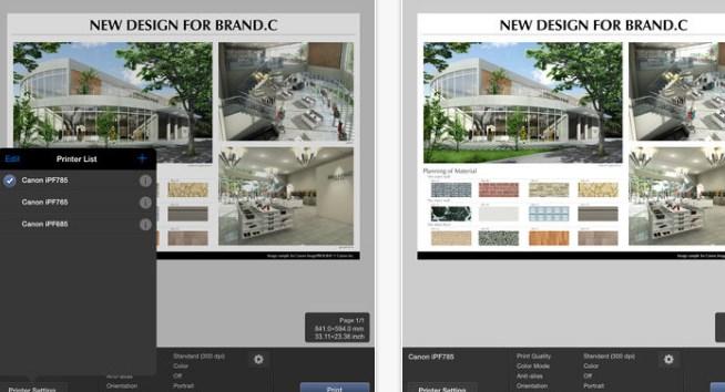 Canon imagePROGRAF Print Utility