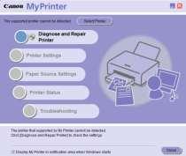 Canon My Printer