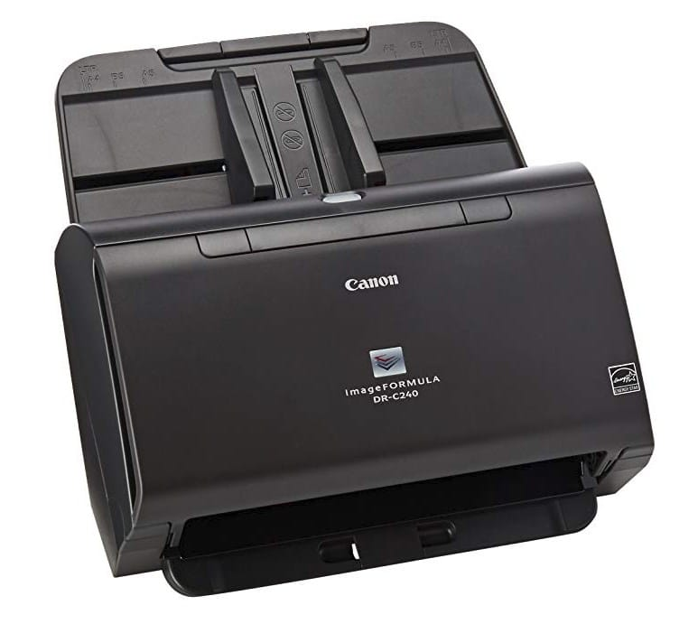 canon dr c225 driver in use by another program