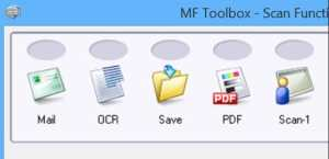 Canon MF Toolbox Windows 10
