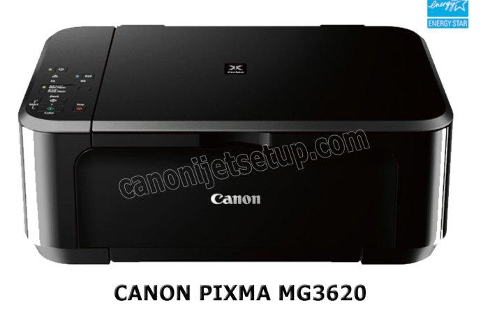 Canon IJ Setup MG3620 Drivers Download