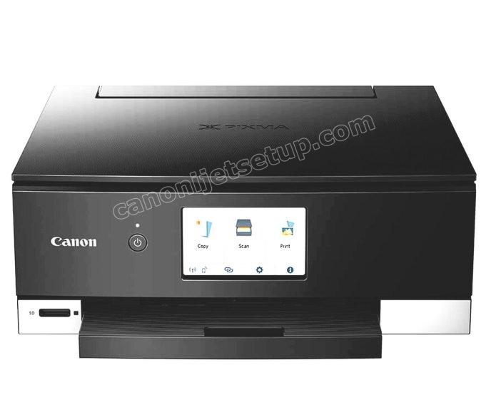 Canon Pixma TS8360 Setup Driver