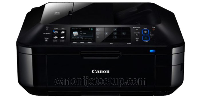 Canon Pixma MX882 Driver Software Setup