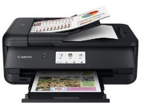 Canon PIXMA TS9500 Drivers Download