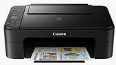 IJ Start Canon E3170 Configuration