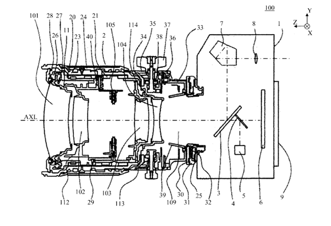 Canon Patent Application: Improving the reliability of