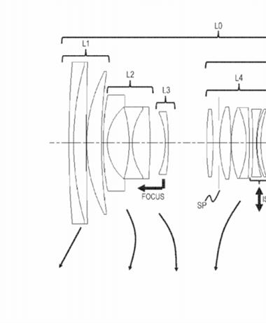 Canon Patent Application: Canon RF 24-70 2.8, 28-85 2.0-2.8
