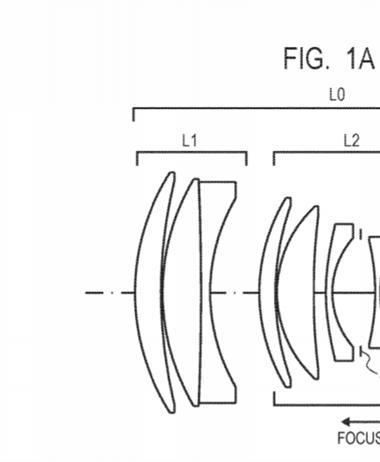 Canon Patent Application: Canon RF 85mm 1.2, RF 100mm 1.4