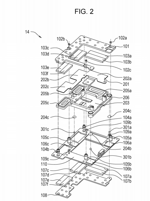 Canon Patent Application: Another IBIS + IS patent