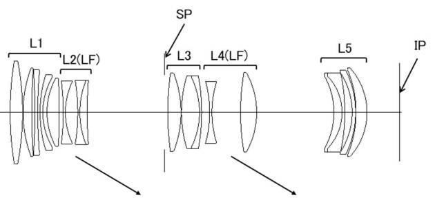 Canon Patent Application: Canon RF 100mm F2.8 Macro
