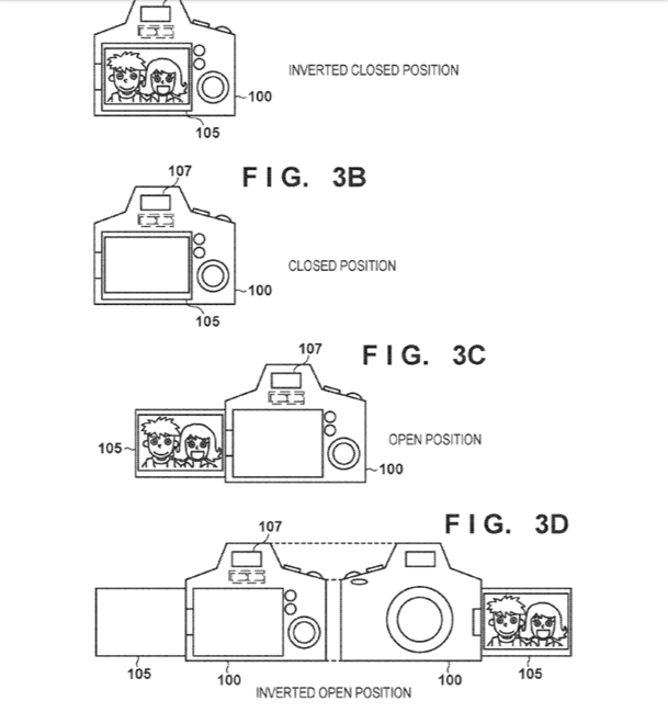 Canon Patent Application on improving eye detection on